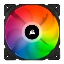 Corsair iCUE SP120 RGB Pro CO-9050093-WW Performans 120mm Siyah Kasa Fanı