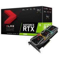 PNY GeForce RTX 3090 24GB XLR8 Gaming REVEL EPIC-X RGB VCG309024TFXPPB 24GB GDDR6X 384Bit DX12 Gaming Ekran Kartı
