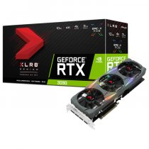 PNY GeForce RTX 3080 10GB XLR8 Gaming UPRISING EPIC-X RGB VCG308010TFXMPB 10GB GDDR6X 320Bit DX12 Gaming Ekran Kartı