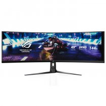 "Asus ROG Strix XG49VQ 49"" 4ms 144Hz FreeSync Premium Pro Super Ultra-Wide VA 3840x1080 Curved Gaming (Oyuncu) Monitör"