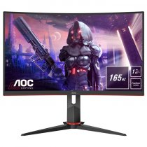 "AOC C27G2U 27"" 1ms 165 Hz FreeSync Premium VA Full HD Curved Gaming (Oyuncu) Monitör"
