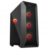 Frisby Infinity FC-9325G 650W 80Plus 4 x RGB Fan Temperli Cam USB 3.0 E-ATX Mid-Tower Gaming (Oyuncu) Kasa