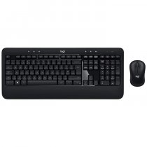 Logitech Advanced Combo 920-008808 Kablosuz Klavye ve Mouse Set