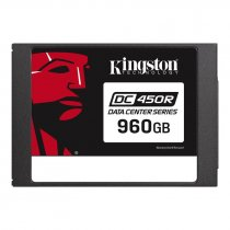 "Kingston Data Center DC450R SEDC450R/960G 960GB 560/530MB/s 2.5"" SATA 3 Sunucu SSD Disk"