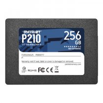 "Patriot P210 P210S256G25 256GB 500/400MB/s 2.5"" SATA 3 SSD Disk"