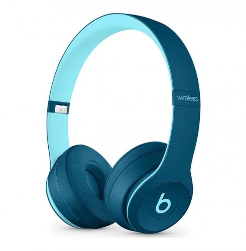 Beats Solo3 Bluetooth Kablosuz Kulaküstü Kulaklık - Beats Pop Collection - Pop Blue MRRH2ZE/A