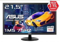 "Asus VP228QG 1ms 75Hz HDMI/DP 21.5"" FullHD Gaming Monitör"