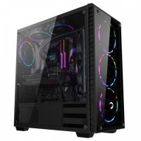 PCH E Class 1.0 [PC Hocası] | R5 PRO 3350G RX 570 4G DDR4 8GB 240GB SSD Gaming PC