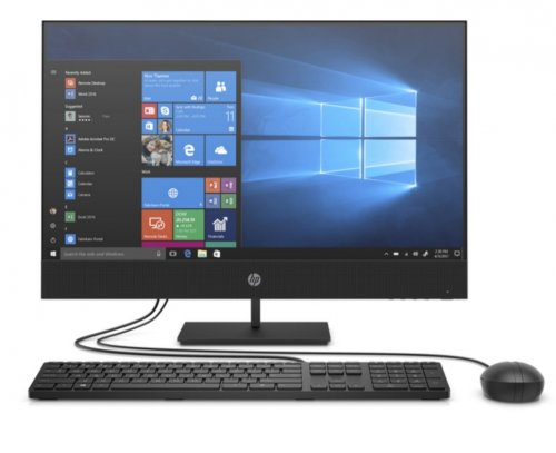"HP ProOne 440 G6 2T7Z1ES Intel Core i3-10100T 4GB 256GB SSD 23.8"" Full HD Win10 Home All In One PC"