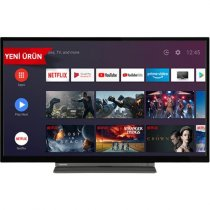 Toshiba 32LA3B63DT 32 inç 80 Ekran Full HD Uydu Alıcılı Android Smart LED TV