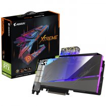 Gigabyte Aorus GeForce RTX 3080 Xtreme WaterForce WB 10G GV-N3080AORUSX WB-10GD 10GB GDDR6X 320Bit DX12 Gaming (Oyuncu) Ekran Kartı