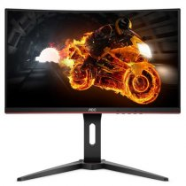 "AOC C24G1 23.6"" 1ms 144Hz FreeSync Premium WLED VA Full HD Curved Gaming Monitör"