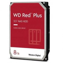 "WD Red Plus WD80EFBX 8TB 7200rpm 256MB 3.5"" SATA 3 NAS Harddisk"