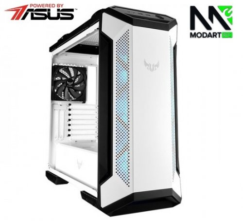 GT501 White Edition [Modart PC]